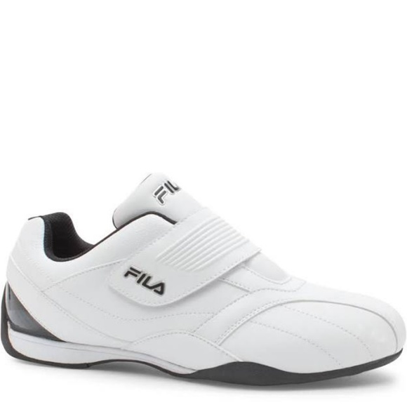 c15129a019e7 Fila Other - Fila Mens Mach T Sneaker Shoes White Black Size 13